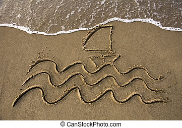 resa, hav