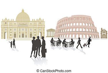 resa, rom