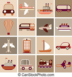 resa, transport