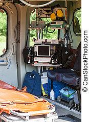 rescate de emergencia, helicóptero