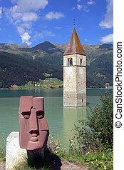 reschen-lake, 2