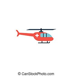 rescue flat icon