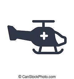 rescue  glyph color icon