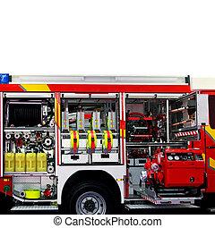 Rescue vehicle