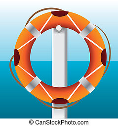 Rescue wheel