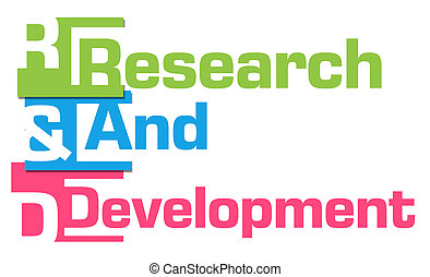 Research And Development Colorful