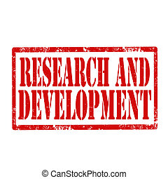 Research And Development-stamp