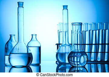Research and experiments - Chemistry equipment, laboratory...