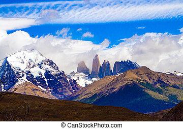 reserva, patagonia, biosfera