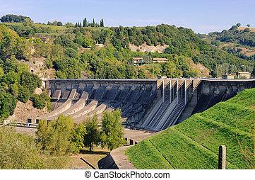 reservoir dam 02