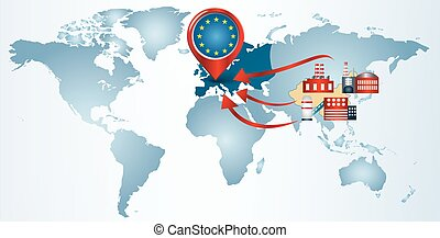 Reshoring. Local production.Factories companies from China ...