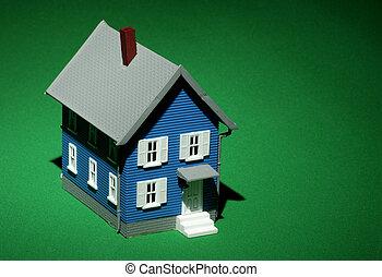 Residence - Miniature House