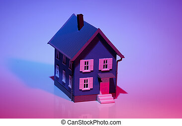 Residence - Miniature Residential Home
