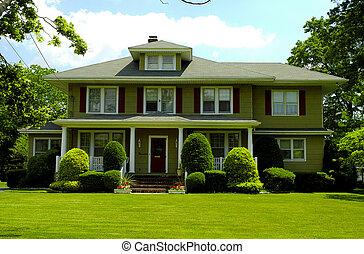 Residence - Suburban Home