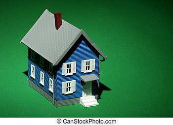 Residence - Miniature House