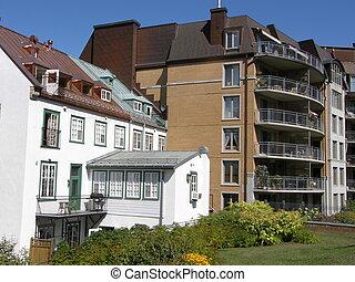 Residences in Quebec City