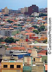 residencial, hogares, en, sao paulo