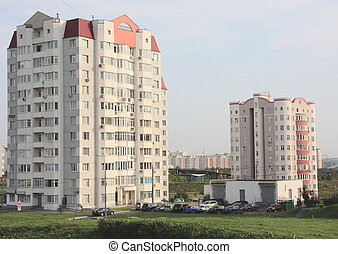 Residential area
