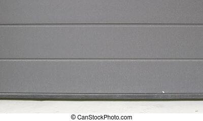 Residential automatic garage door opening