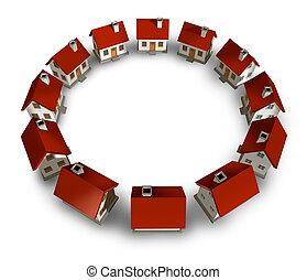 Residential Community - Residential community and real...