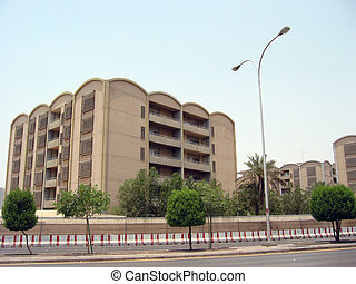 Residential compound in Er Riyadh, Saudi Arabia