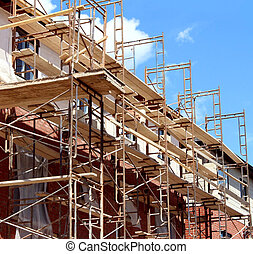 Residential Construction - Residential construction in the...