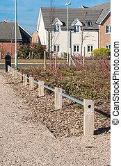Residential development, UK