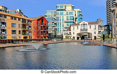 Residential District in New Westminster