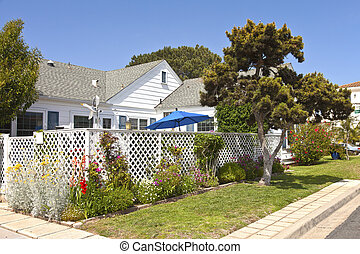 Residential home in Point Loma California. - Residential...