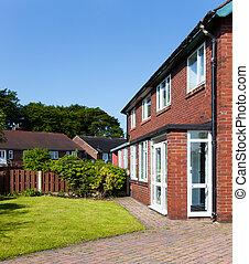 Residential house, uk