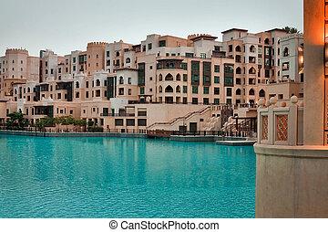 Residential houses in Dubai