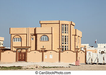Residential villa in Doha, Qatar, Middle East