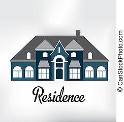 residenza, classico