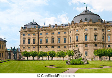 residenza, würzburg