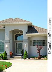 residenziale, upscale, casa