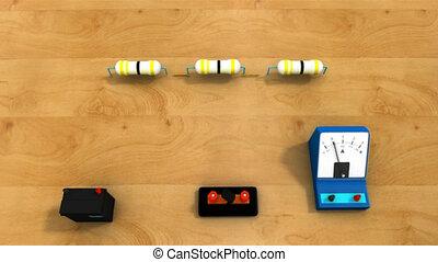 Resistors in series - Resistors can be connected in series;...