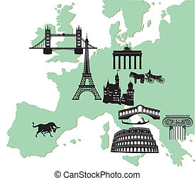 resor, europe