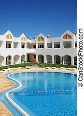 resort 1 - Resort in the Algarve, Portugal