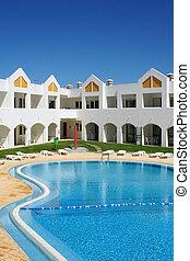 resort 1 - Resort in the Algarve, Portugal