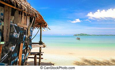 resort at the beach