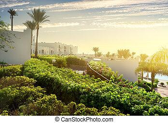 Resort in Sharm el Sheikh