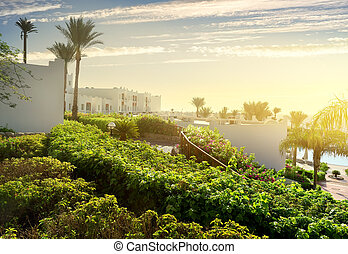Resort in Sharm el Sheikh