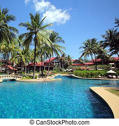 resort in Thailand