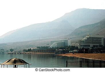 Resort on the Dead sea