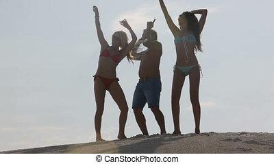 Resort party