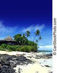 Resort - Tropical Resort on Aitutaki