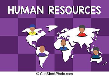 resources., todos, organización, actuación, multiétnico,...