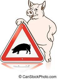 respect, cochon