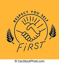 respect, vous