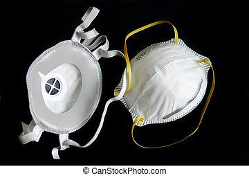 respirateur, masques